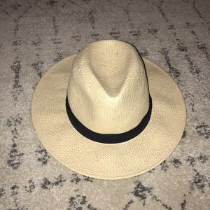 New without tags J Crew Factory Panama Hat